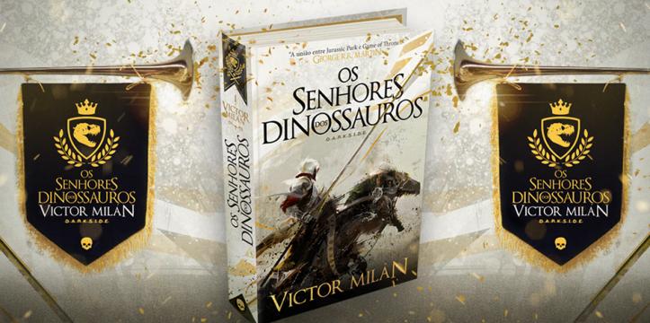 O Senhores de Dinossauros (Banner)