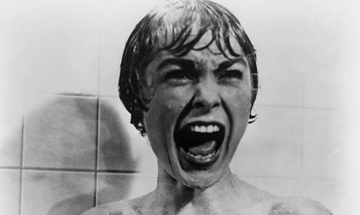Janet Leigh como Marion Crane em Psicose (1961)
