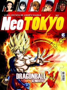 Revista Neo Tokyo 107