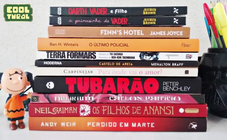 Leituras de Julho (2015)