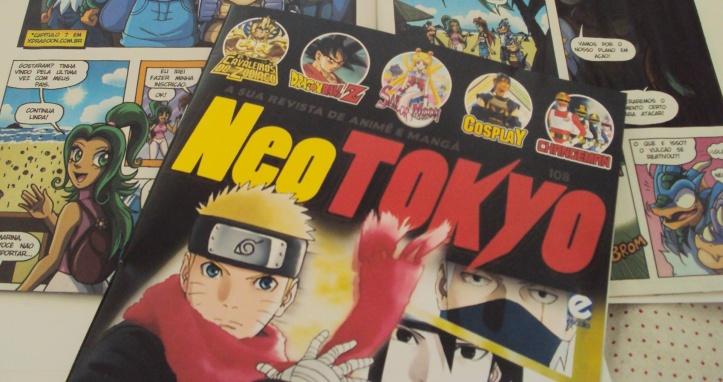 Neo Tokyo nº 108 (Detalhe)