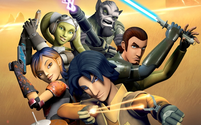 Personagens da série Star Wars Rebels
