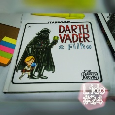 Darth Vader e Filho, de Jeffrey Brown