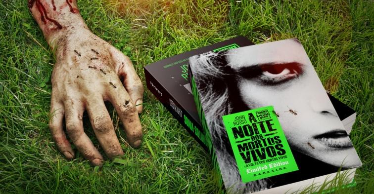 Livro na edição de luxo. Imagem: DarkSide Books.