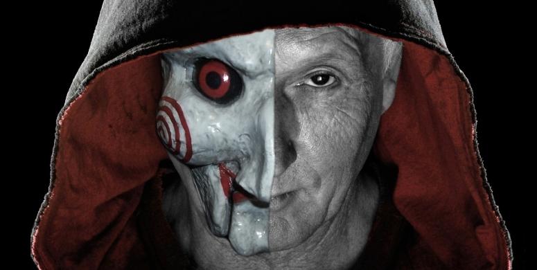 """Tobin Bell, ator que interpreta Jigsaw em """"Jogos Mortais"""""""