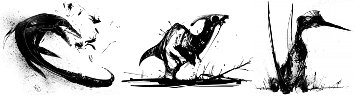 Ilustrações de Richard Anderson