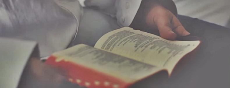 Captura de tela do booktrailer do livro (link no final do texto)