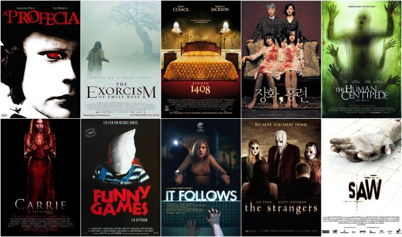 TAG - Filmes de Terror