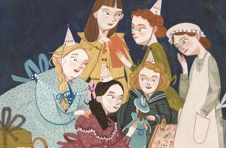 A Princesinha (Ilustração 01)