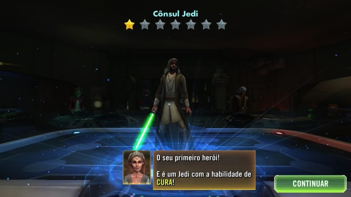 Star Wars - Galaxy of Heroes (2)