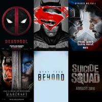 10 filmes para assistir em 2016