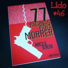 77 Páginas para Morrer (Lido #46)