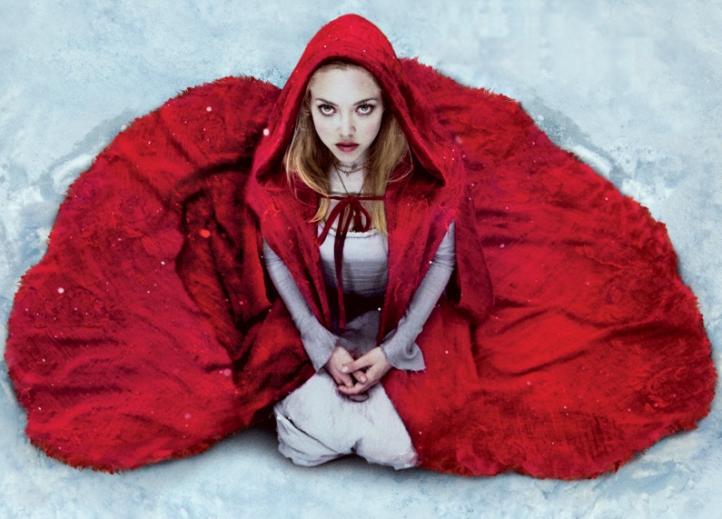Amanda Seyfried (A Garota da Capa vermelha)