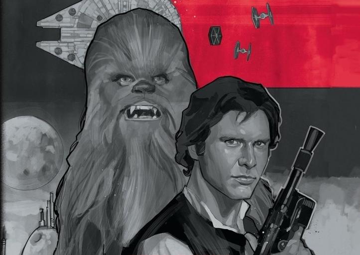 Star Wars - A Missão do Contrabandista (Detalhe)