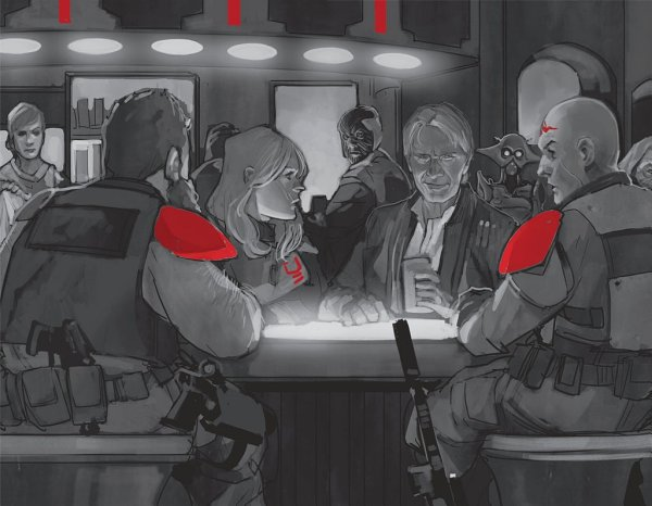 SW - A Missão do Contrabandista (1)