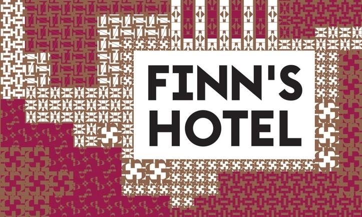 Finn's Hotel (detalhe capa)