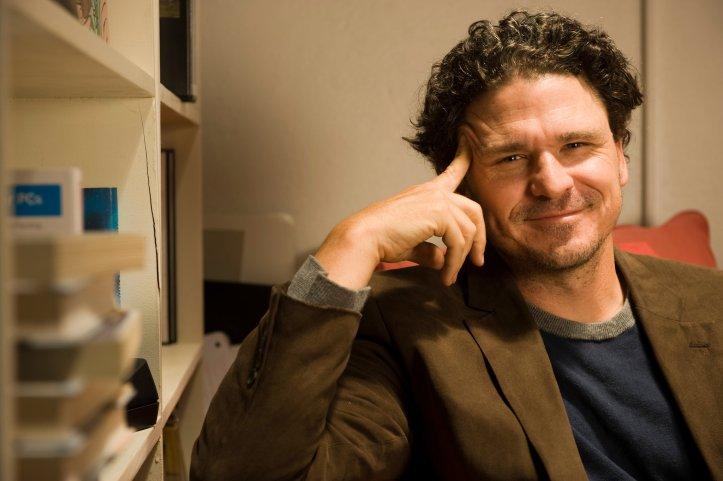 Dave Eggers (Photo Paolo Vescia)