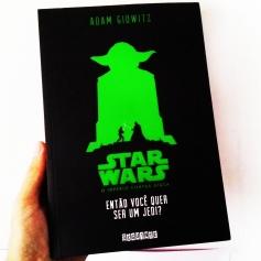 Então você quer ser um Jedi?