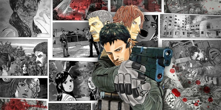 Resident Evil – Biohazard Marhawa Desire (Capa)