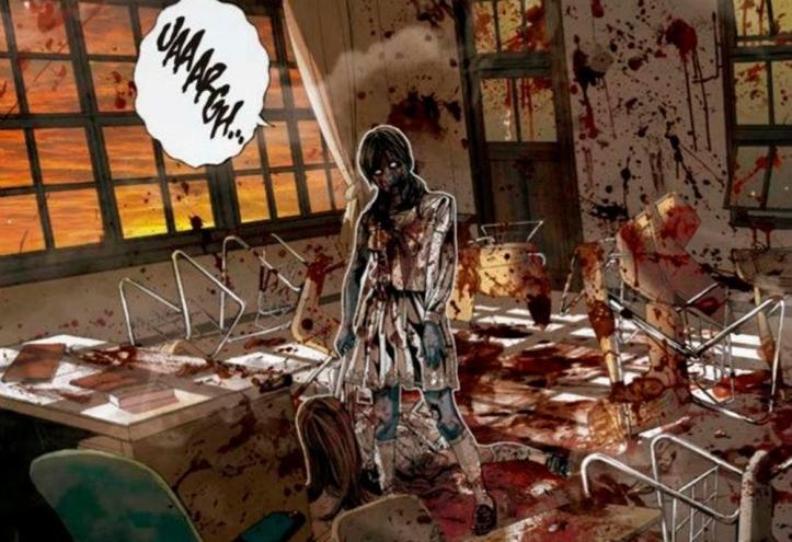 Resident Evil – Biohazard Marhawa Desire (Mangá ).jpg