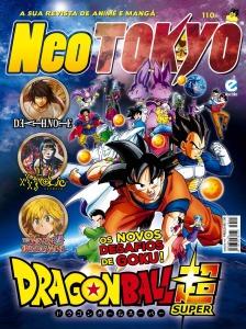 Revista Neo Tokyo nº 110 (capa)