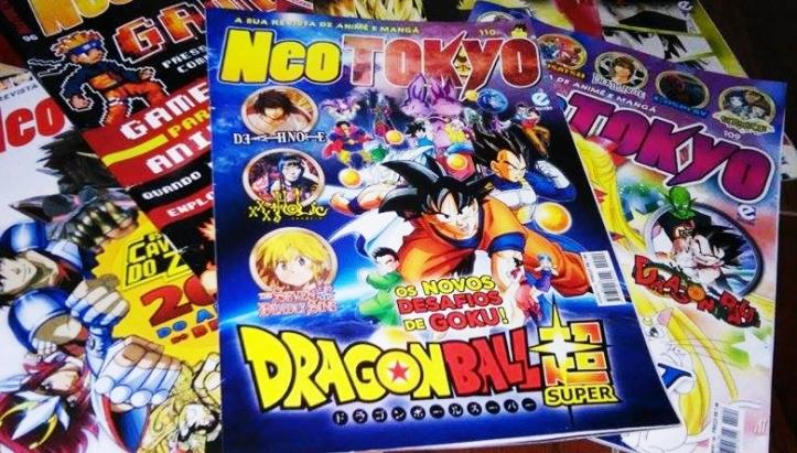 Revista Neo Tokyo nº 110