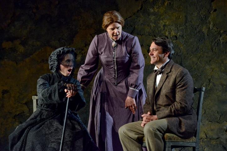 The Aspern Papers by the Dallas Opera. (© Karen Almond, Dallas Opera)
