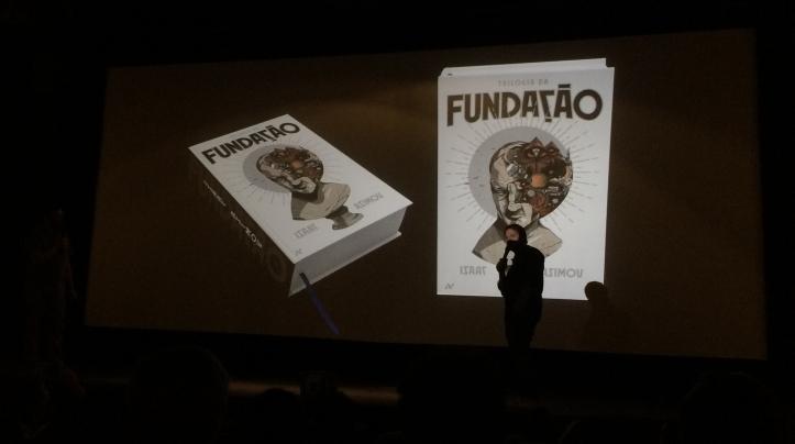 Café da Manhã Intergaláctico - Editora Aleph 2016 (8)