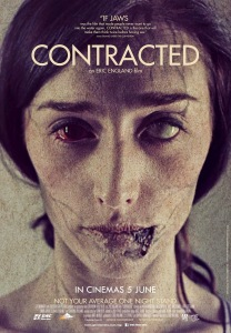 Cartaz Contracted (2013)