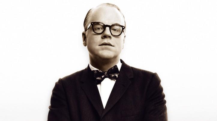 Philip Seymour Hoffman em Capote (2015)