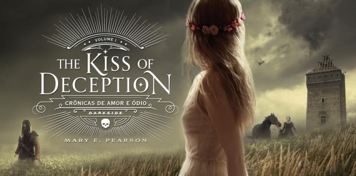 The Kiss of Deception, de Mary E. Pearson