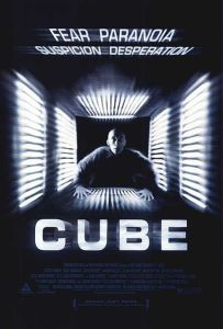 Cube (1997) Cartaz
