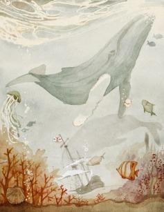 O Barco das Crianças (ilustração 01)