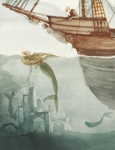 O Barco das Crianças (ilustração 02)