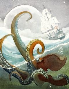 O Barco das Crianças (ilustração 03)