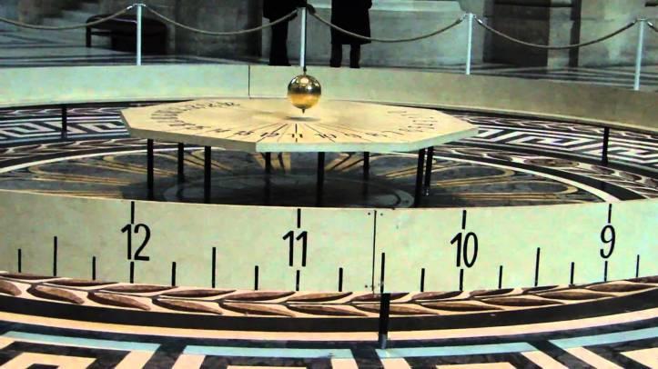 o pendulo de foucault experimento