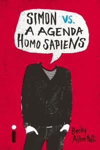 Simon vs. A Agenda Homo Sapiens, de Becky Albertalli