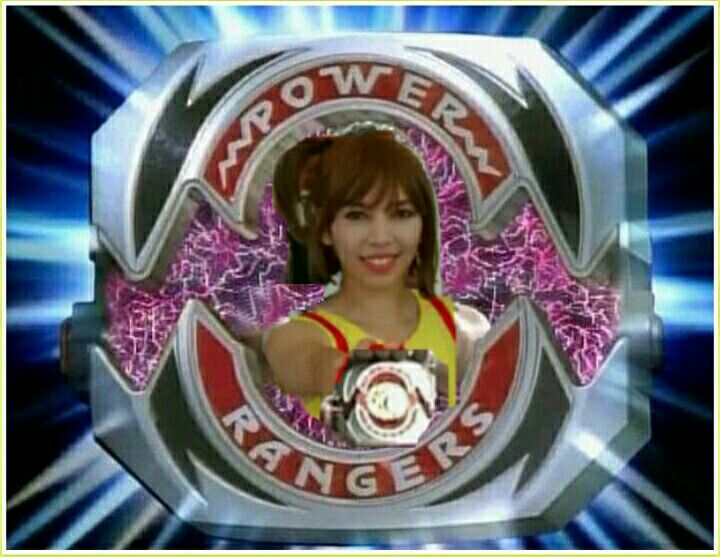 Vanessa Power Rangers