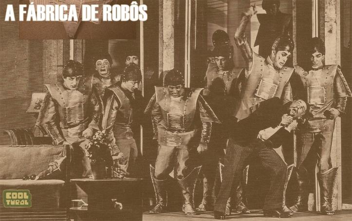A Fábrica de Robôs