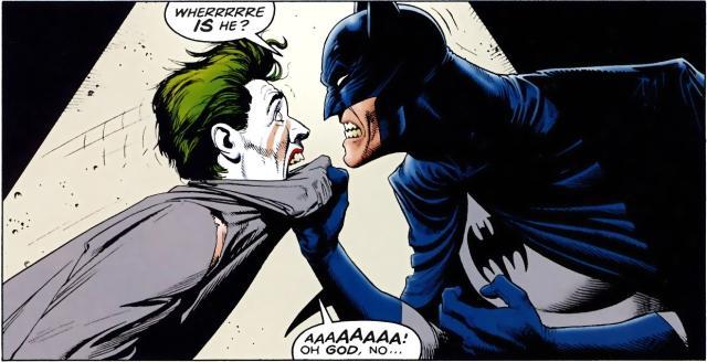 batman versus coringa a piada mortal