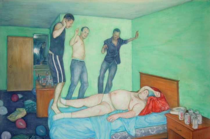 Boys in the Band, by Geoffrey Chadsey (2006)