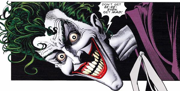 Joker mad coringa louco batman a piada mortal