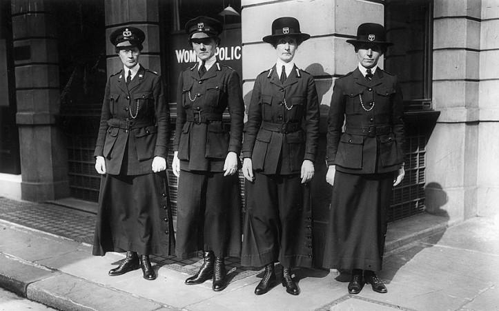 Mulheres na Primeira Guerra Mundial