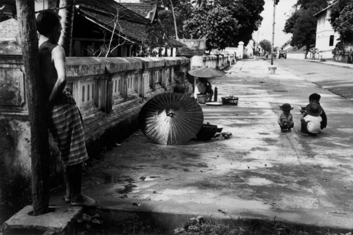 icp 868INDOCHINA. Laos. Luang Prabang. May 1954.