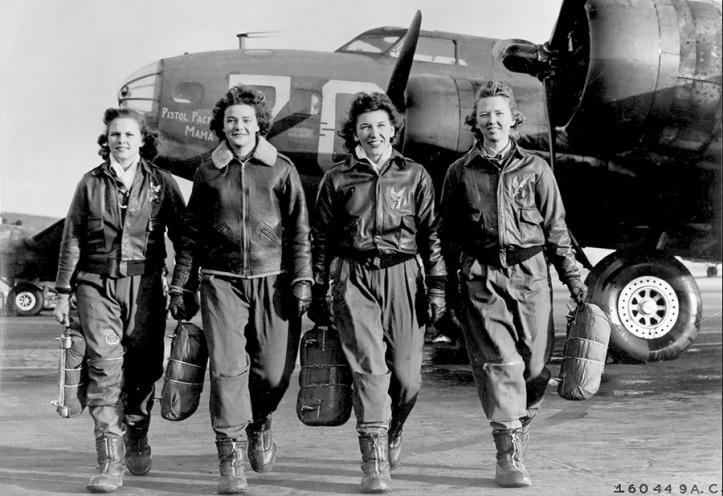 Pilotas na Segunda Guerra Mundial