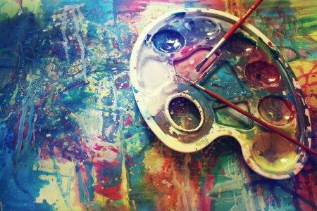 O Pintor de Memórias (Aquarela)